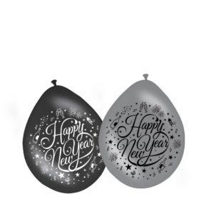 New Year ballonnen
