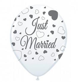 Huwelijks Ballonnen- 25 jaar- 50 Jaar